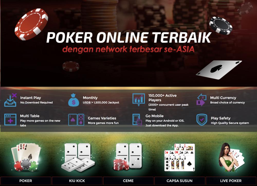 Poker Arenascore Casino