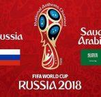 Agen Bola - Prediksi Rusia vs Arab Saudi ( Piala Dunia 2018 )