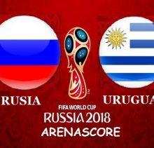 Agen Bola BCA - Prediksi Rusia vs Uruguay ( Piala Dunia 2018 )