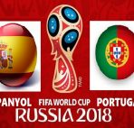 Agen Bola BCA - Prediksi Spanyol vs Portugal ( Piala Dunia 2018 )