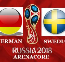 Agen Bola BCA - Prediksi Jerman vs Swedia ( Piala Dunia 2018 )