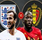 Agen Bola BRI - Prediksi Inggris vs Belgia ( Penentu Juara Ketiga )