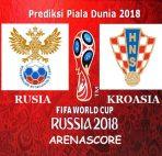 Agen Bola BCA - Prediksi Rusia vs Kroasia ( Perempat Final Piala Dunia 2018 )