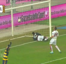 HELLAS VERONA VS SALERNITANA