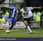 Derby County vs Wigan Athletic