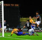 Mansfield Town vs Lincoln City