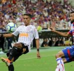 Corinthians vs Fortaleza