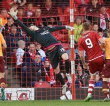 Aberdeen vs Motherwell