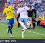 Las Palmas vs Real Zaragoza