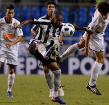 Santos vs Botafogo RJ