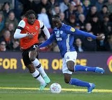 Luton Town vs Cardiff City
