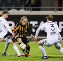 AIK Solna vs BK Hacken